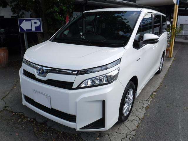 ハイブリッドX トヨタセーフティセンス ナビ TV