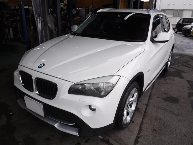 BMW X1 sDrive 18i 純正ナビ TV スマートキー HID