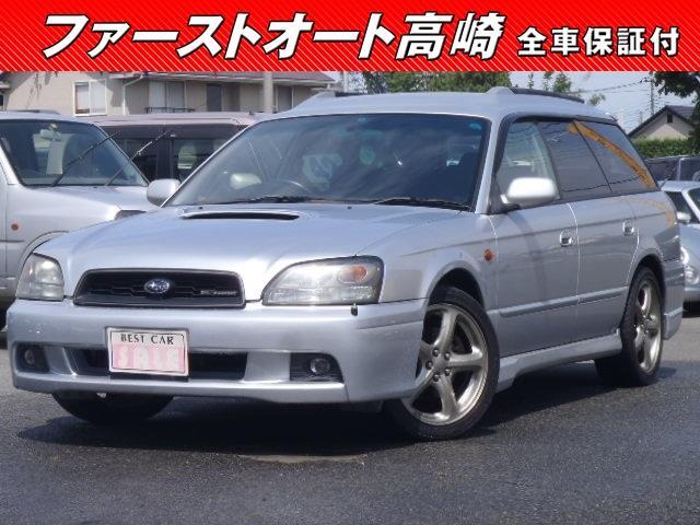 スバル GT-B E-tuneII ワンセグナビETC 保証1年付
