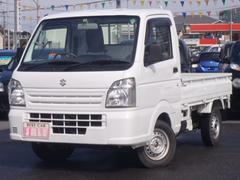 キャリイトラックKC 4WD エアコンパワステ付 保証1年付