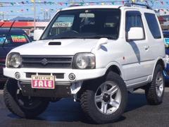 ジムニーXC5速 新品タイヤ 社外マフラー 保証1年付