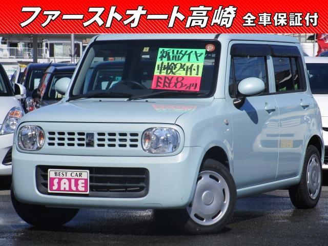 スズキ G 新品タイヤ付 キーフリー 保証1年付