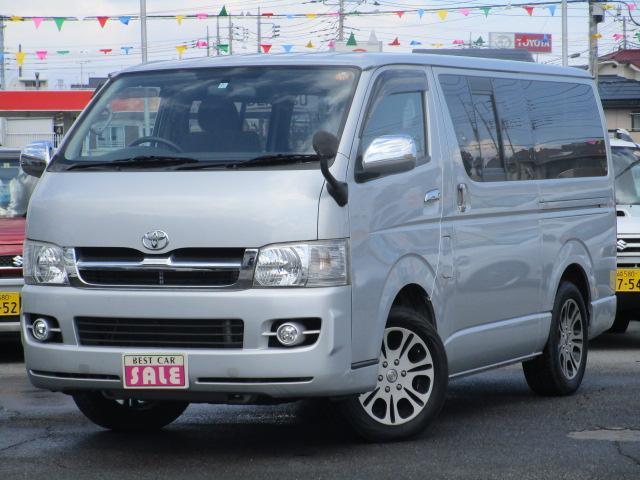 トヨタ 5D ロングスーパーGL ETC 保証1年付