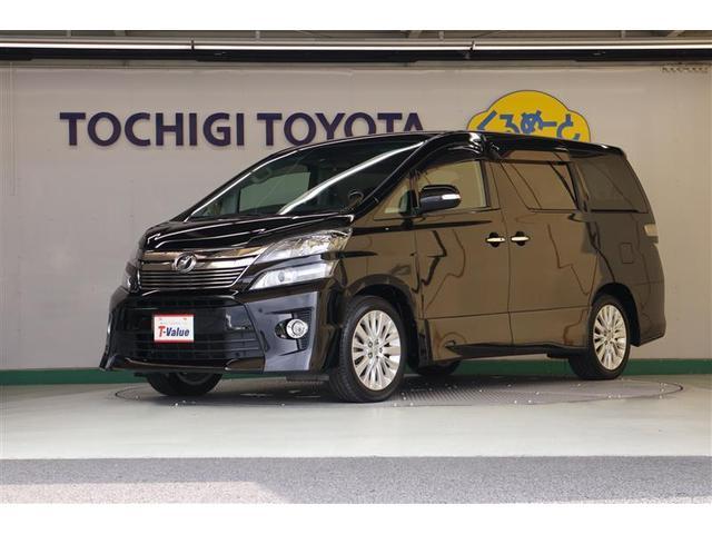 トヨタ 2.4Z 純正8型HDDナビ 両側電動スライドドア 8人乗り