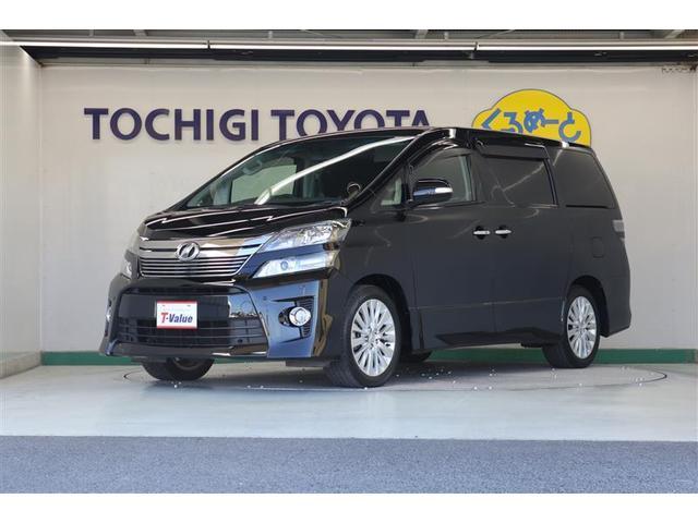 トヨタ 2.4Z 後席モニタ- 純正HDDナビ 両側電動スライドドア