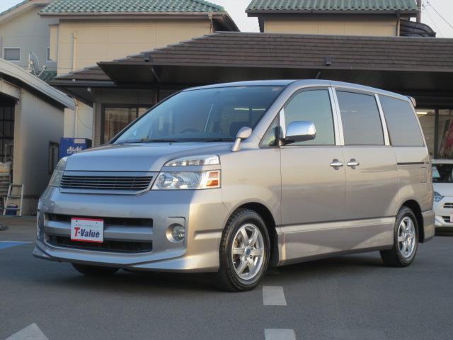 トヨタ 2.0Z 煌 社外SDナビ 両側電動スライドドア 8人乗り