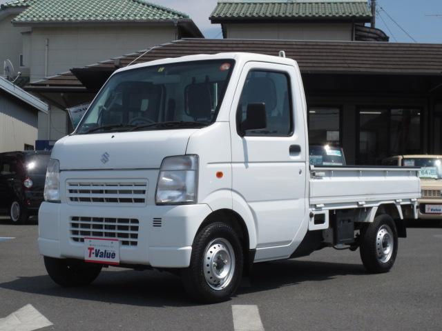 スズキ KC 2WD車 エアコン パワステ マニュアル車