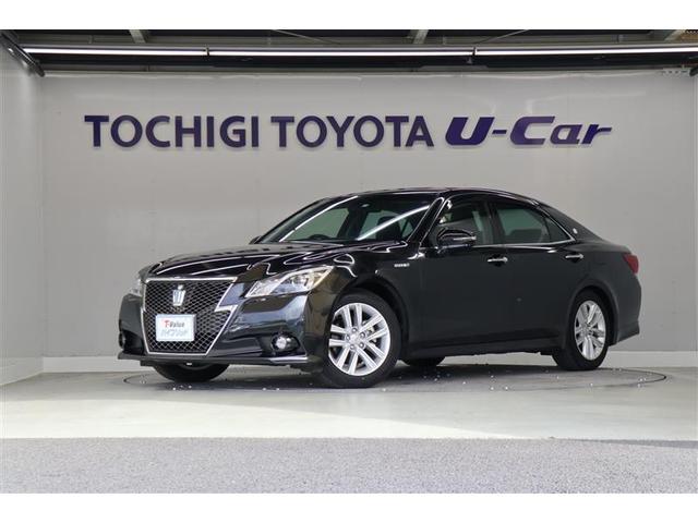 トヨタ アスリートS メーカーナビ バックモニター ETC