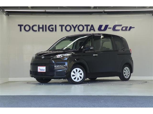 トヨタ スペイド Y 純正SDナビ バックモニター フロントベンチシート