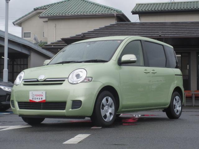 トヨタ シエンタ X Lパッケージ /フルセグ/バックモニター/純正SDナビ HIDライト 左リヤ電動スライドドア ETC キーレス