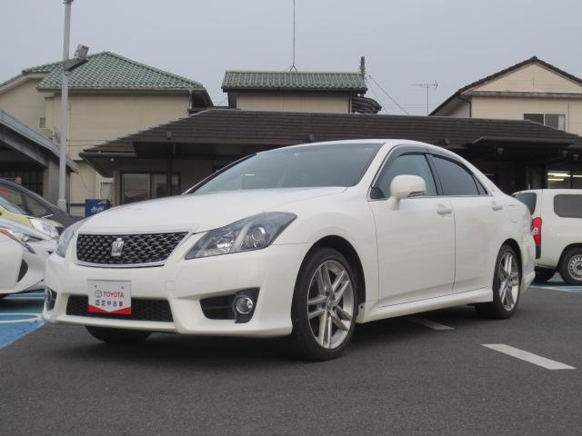 トヨタ アスリート メーカーナビ バックモニター タイヤ4本新品