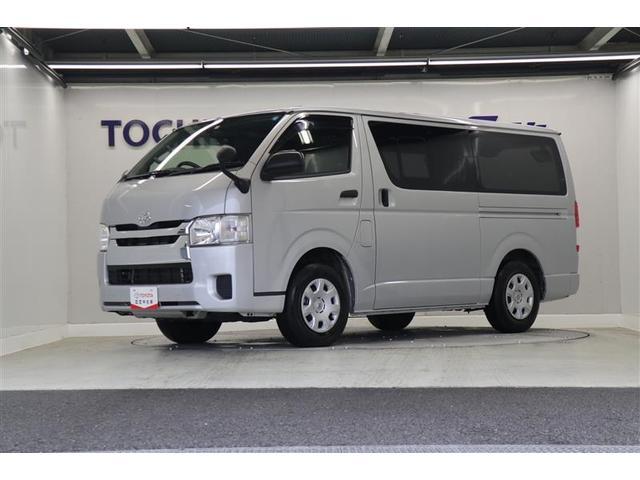 トヨタ ロングDX GLパッケージ /5ドア 6人乗り キーレス フロントパワーウインドウ