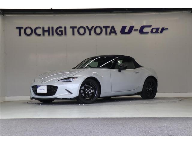 マツダ RS /6速マニュアル車 メーカーナビ バックモニター LEDライト 純正アルミ ワンオーナー車