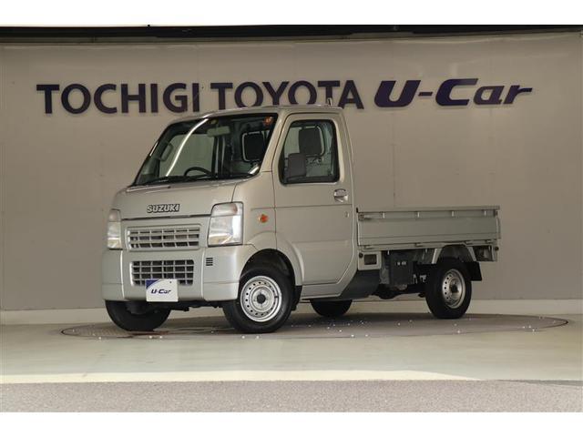 スズキ KCエアコン・パワステ 4WD車 5速マニュアル車