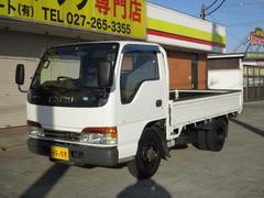 エルフトラック1.5t フラットロー 4WD