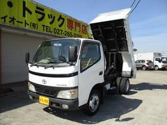 トヨエース2t ダンプ 4WD