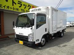 エルフトラック2t ロング 冷蔵冷凍 4WD オートマ車