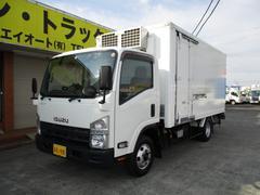 エルフトラック3t ワイド ロング 冷蔵冷凍 4WD オートマ車