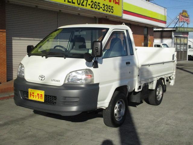 トヨタ 0.7t シングルジャストロー 垂直パワーゲート 4WD