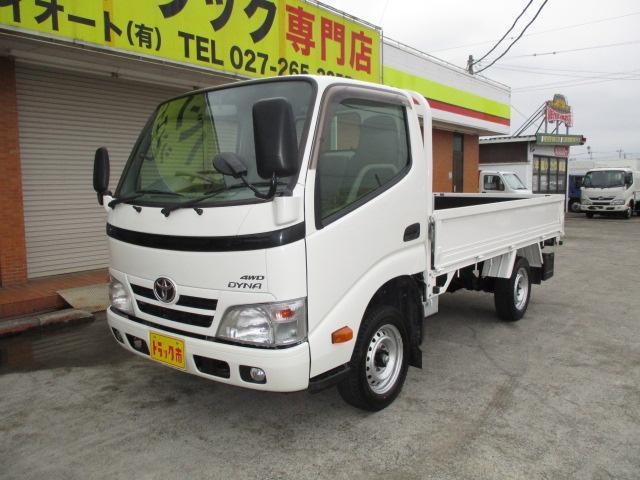 トヨタ 1.25t シングルジャストロー 4WD
