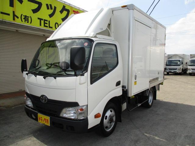 トヨタ 2t フルジャストロー 冷蔵冷凍 スタンバイ付 4WD