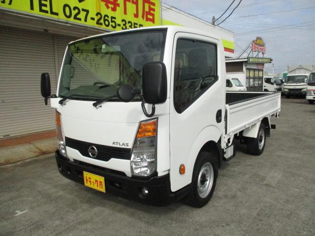 日産 アトラストラック 1.4t フルスーパーロー 4WD ミラーヒーター 4WD切り替え式 L/H切り替え式