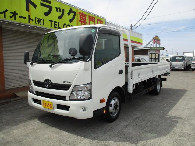 トヨタ 3t ワイド ロング ナビ ETC