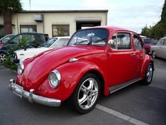 VW ビートルディーラー車