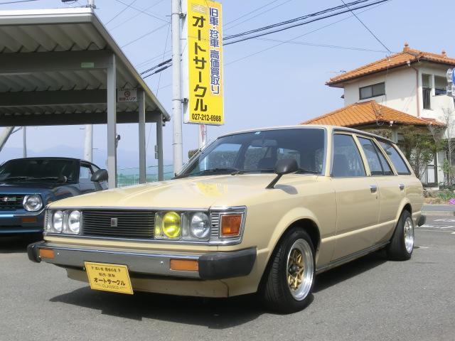 トヨタ 1600DXローダウン