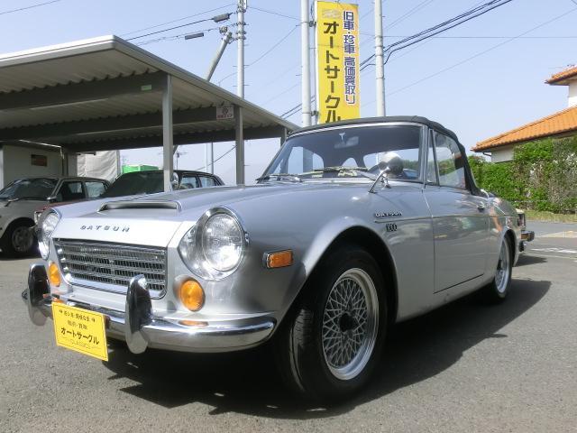 日産 ダットサンフェアレディ 1600 SPL311