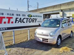 ムーヴラテX車検整備2年/JU保証2年/社外SDナビ・TV