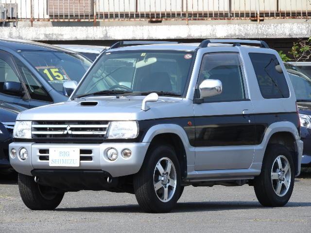 三菱 LTDエディVRターボ4WD 地デジMナビ 15アルミ