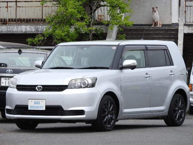 トヨタ 1.5G 地デジHDDナビ キセノン 16アルミ