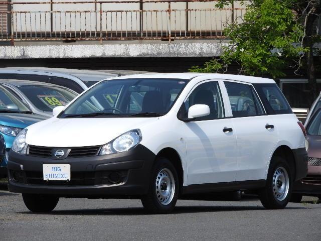 日産 DX 4WD 地デジMナビ Hライトレバライザー キーレス