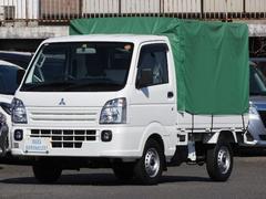 ミニキャブトラックM 2WD 幌付 ACPS ラジオ フォグ ドアバイザー