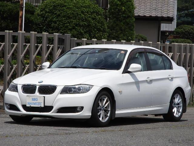 BMW 320iコンフォートアクセス HDDナビ キセノン ETC