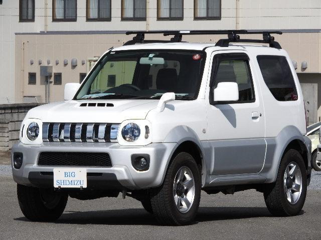 スズキ 4WD 地デジMナビ 15アルミ ETC スペアカバー