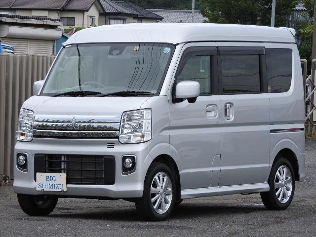 三菱 Gエアロ4WDターボ 地デジナビ HID 自動ドア LBS