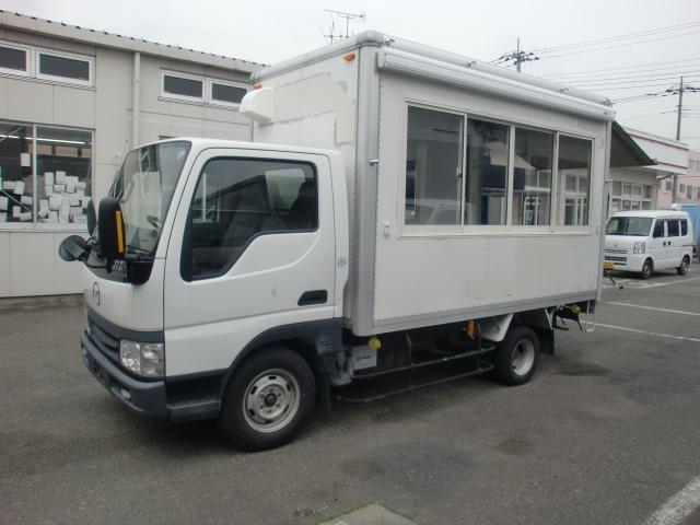 マツダ 移動販売車 キッチンカー ケータリングカー