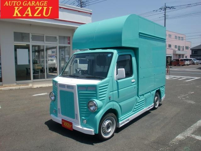 スズキ KC 移動販売車 キッチンカー ケータリングカー