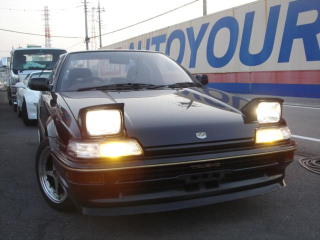 トヨタ GT APEX リミテッド5速車高調アルミサンルーフ禁煙車