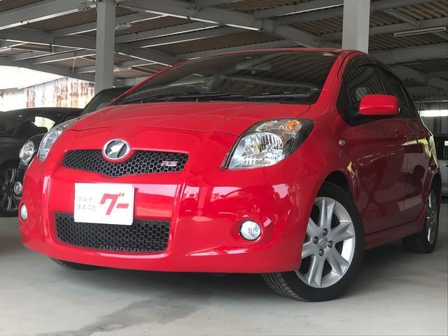 トヨタ RS 5速マニュアル車 ETC キーレス CD