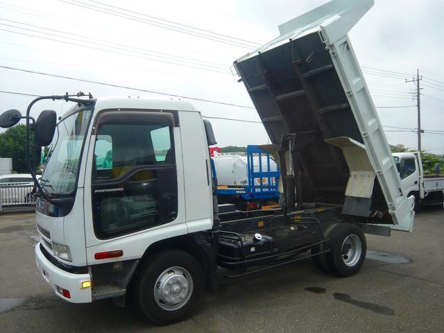 いすゞ 強化ダンプ 4トン