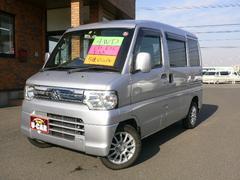 ミニキャブバンCD 4WD 5速マニュアル