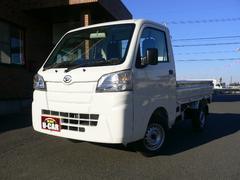 ハイゼットトラックスタンダード 4WD エアコン パワステ 届出済未使用車