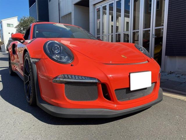 911GT3 911GT3RS(1枚目)