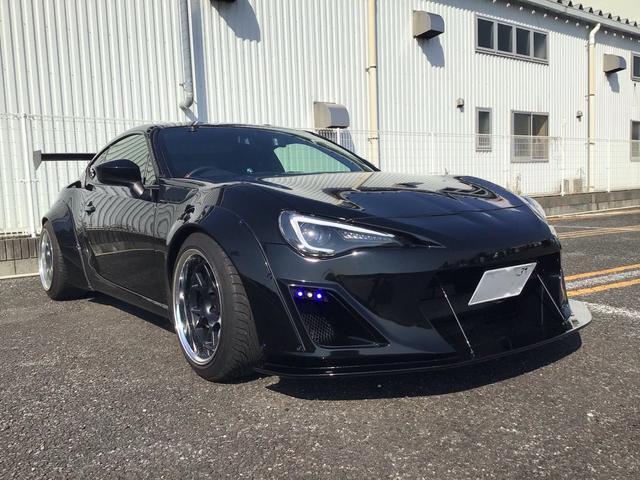 トヨタ GT LBWK リバティーウォークコンプリート