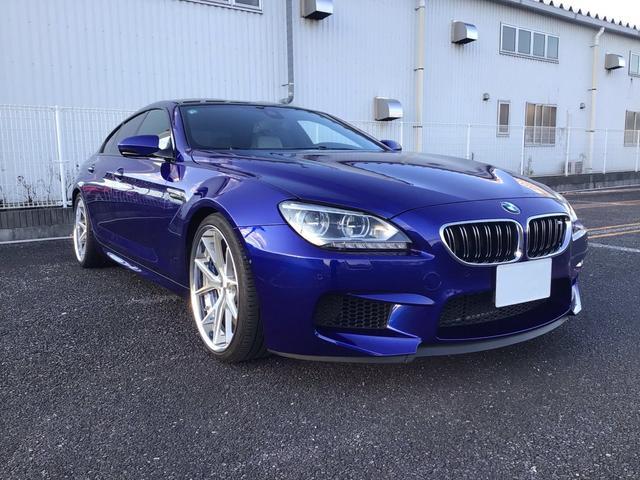 BMW グランクーペ ハイパーフォージドHFLC5 21インチ  カーボンパネル