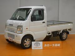 キャリイトラックKC 5速マニュアル車 4WD
