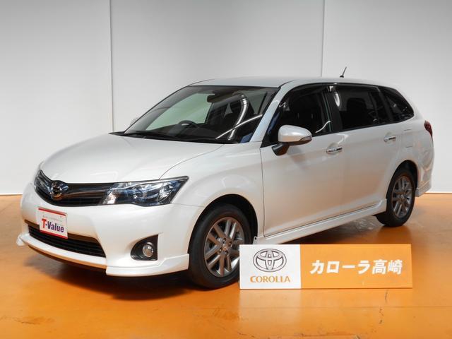 トヨタ 1.5G エアロツアラー・ダブルバイビー HDDナビ フTV